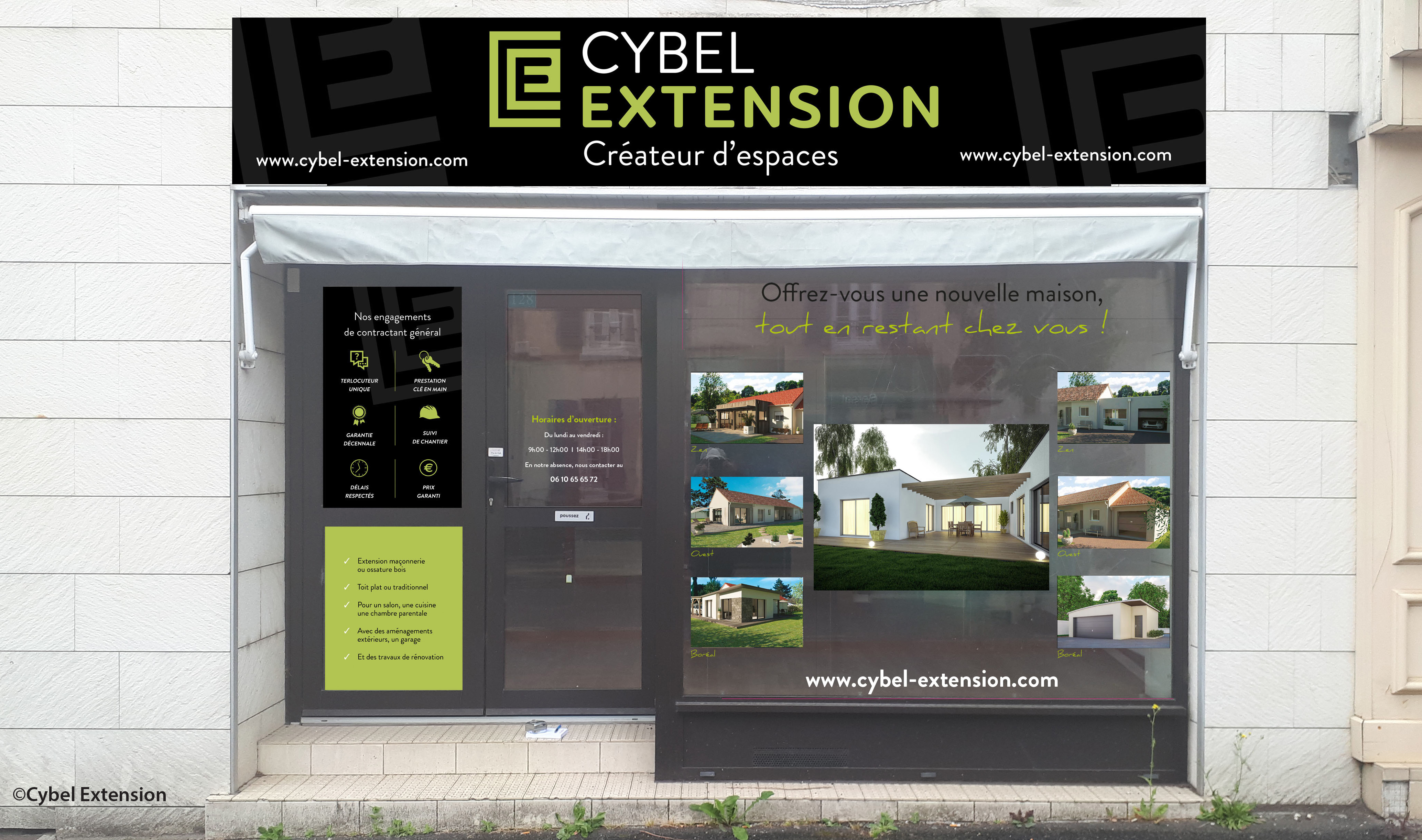 CYBEL EXTENSION Niort